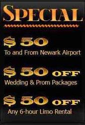 Newark Airport Car Service! Get $50 Discount