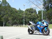 2012 Suzuki GSX-R