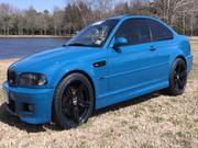 2002 Bmw 3.2L BMW M3 M3