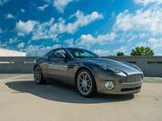 Aston Martin Vanquish 3600 miles