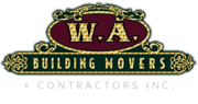 W.A. Building Movers & Contractors : flooding services